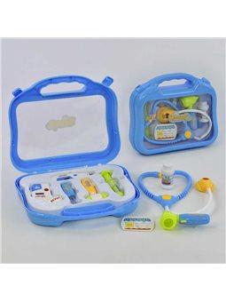 Набор доктора 660-54 (48) 9 предметов, в чемодане