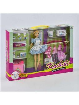 """Кукла BLD 135 (24) с набором """"Большая стирка"""", в коробке"""