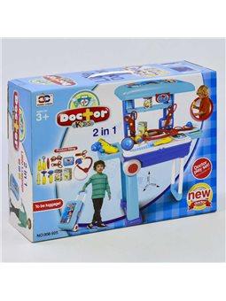Набір доктора 008-925 (8) у валізі, в коробці