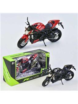 Мотоцикл НХ 793-1 (144) металлопластик, в коробке