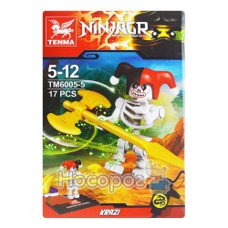 "Конструктор ""Brick"" ""NINJAGO"" ТМ6005"