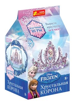 Кришталева корона. Frozen. Disney