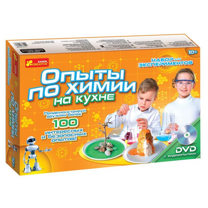 Фото Опыты по химии на кухне