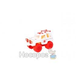 """Детский автомобиль """"Скорая помощь"""" МГ 164"""