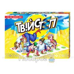 """Гра напольна Danko toys """"Твійстеп"""" DT G 14"""