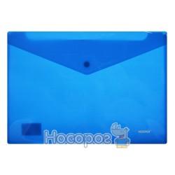 Папка с кнопкой NORMA 5017 синяя