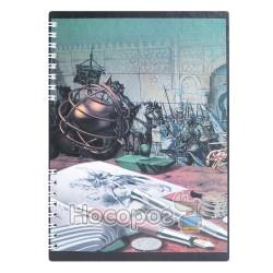 Тетрадь Зибнев ЗОпр-А5 80 листов