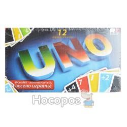 """Игра маленькая настольная Danko toys """"UNO"""" SP G 11"""