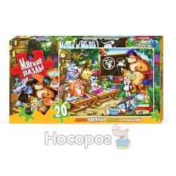 Пазлы мягкие Danko toys S 20-06-01