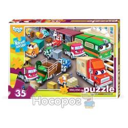 Пазлы мягкие Danko toys S 35-07-01