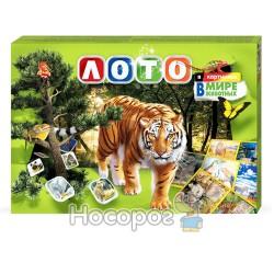 Лото детское Danko toys DT G 40 Ж, 40 М, 40 С1,40С2