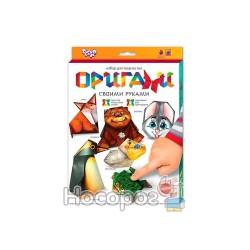 """Набор для творчества Danko toys """"Оригами"""" Ор-01-01,02,03,04,05"""