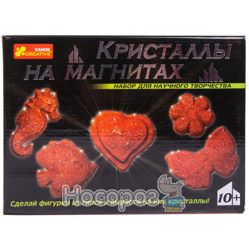 """Фото 0385 Набор """"Кристаллы на магнитах""""(красные) 12126002Р"""
