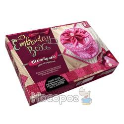 "Набор для творчества Danko toys ""Шкатулка Embroidery Box"" EMB-01-01"