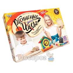 """Набор для творчества Danko toys """"Расписной часы конструктор"""" R4-01-01"""