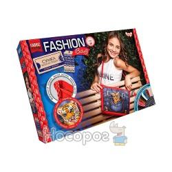 """Комплект для творчества Danko toys """"Fashion Bag """" вышивка мулине FBG-01-03, 04, 05"""