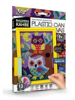 """Креативна творчість """"Вишивнка на пластиковій канві"""" PLASTIC CANVAS (10) PC01-"""