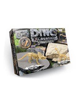 """Набор для проведения раскопок """"DINO EXCAVATION"""" динозавры (6), DEX-01-01,04,05,06"""