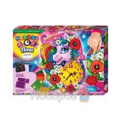 """Набір для творчості Danko toys """"Mosaic clock"""" MС-01-01, 02, 03, 04, 05"""