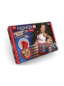 "Комплект для творчества ""Fashion Bag"" вышивка мулине (6), FBG-01-03, 04, 05"