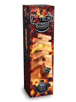 """Розвиваюча настільна гра """"EXTREME TOWER"""" укр. (6) XTW-01-01U"""
