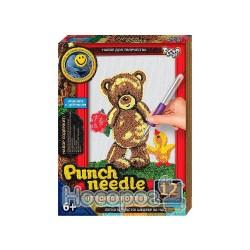 """Набір для творчості Danko toys """"PUNCH NEEDLE"""" ковровая вышивка PN-01-01,02,03,04,05...10"""
