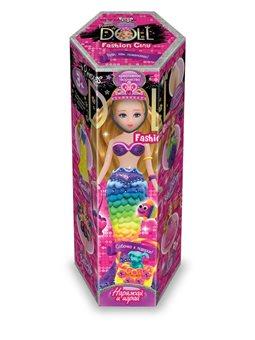 """Набор креативного творчества """"Princess doll"""" большой укр CLPD-01-01U, CLPD-01-02U / ДТ-ТЛ-02-43 (8)"""