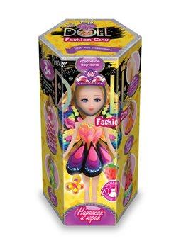 """Набор креативного творчества """"Princess doll"""" малый укрCLPD-02-01U, CLPD-02-02U / ДТ-ТЛ-02-45 (8)"""