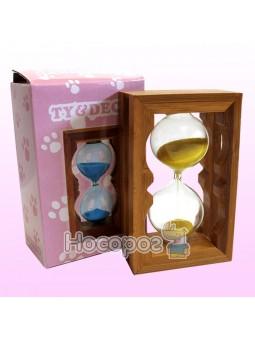 Годинник пісочний, для декору, в.9,5см., N49-4-345 Імп 577153 (200)