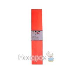 Гофро-бумага 30% 80-90 флуоресцентная Red