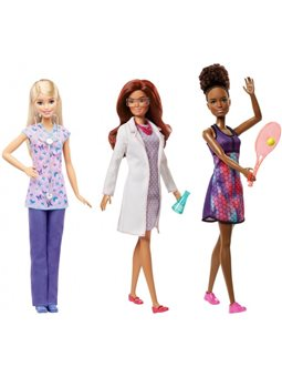 """Кукла Barbie серии """"Я могу быть"""" в асс. (8)"""