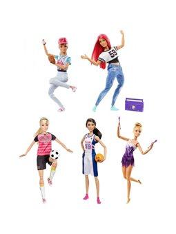"""Кукла Barbie """"Спортсменка"""" серии """"Я могу быть"""" в асс. (4)"""