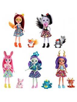 """Лялька Enchantimals """"Головні героїні"""" (в ас.)"""