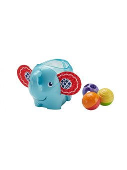 """Игровой набор """"Слоник-неваляйка с шариками"""" Fisher-Price"""