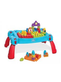 "Конструктор ""Розвивальний столик"" оновл. Mega Bloks"