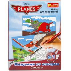 """Расскраска """"Самолетики.Огонь и вода"""" (Дисней)"""
