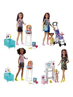 "Набор Barbie ""Забота"" серии ""Уход за детьми"", в асс. (3)"