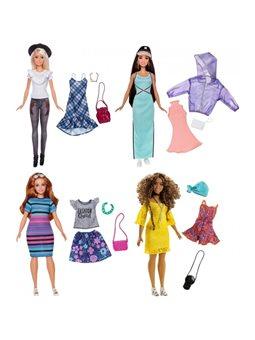 """Набор Barbie """"Модница с одеждой"""" в асс."""