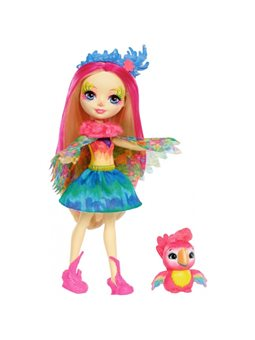 "Кукла Enchantimals ""Попугайчик Пикки"""