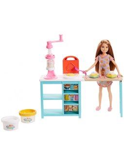 "Набір Barbie ""Сніданок Стейсі"""