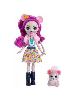 "Кукла Enchantimals ""Мышка Майла"""