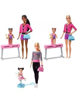 """Набор Barbie """"Веселая гимнастика"""" серии Профессии (в асс.)"""