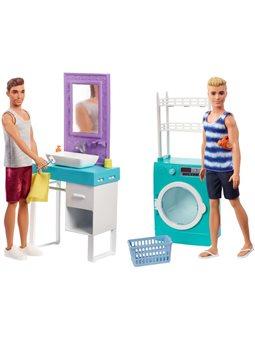 """Набор Barbie """"Комната Кена"""" (в асс.)"""