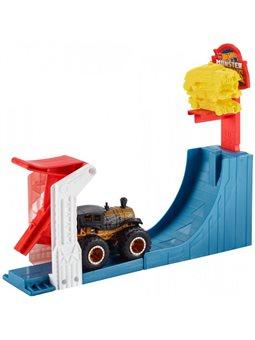 """Набір """"Змагання зі стрибків у висоту"""" серії """"Monster Trucks"""" Hot Wheels"""