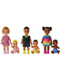 """Куклы Barbie """"Братья и сестры"""" серии """"Уход за малышами"""" (в асс.)"""