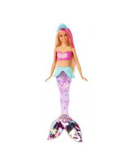 """Кукла Barbie """"Русалочка подводное сияние"""""""