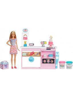 """Набор Barbie """"Пекарня"""""""