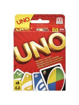 Карточная игра UNO (24 шт в дисплее)