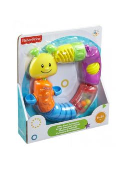 Гусеница-конструктор Fisher-Price