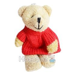 Брелок №812 Ведмедик з шарфом